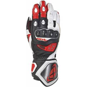 Ixon RS Genius Gloves 1 Black White Red XL