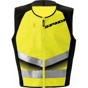 Spidi HV Light Vest Black Yellow S