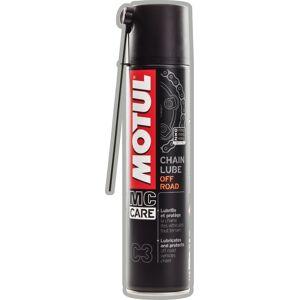 MOTUL MC Care C3 Chain Lube Off Road Chain Spray 400 ml