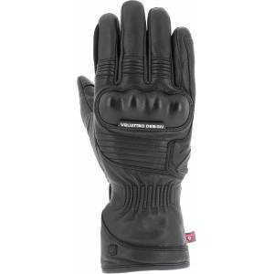 VQuattro Eagle Rider Motorcycle Gloves Black L