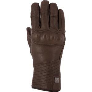 VQuattro Tucson 18 Motorcycle Gloves Brown 3XL