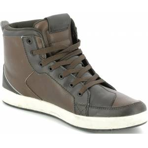 VQuattro Twin Motorcycle Shoes Brown 40
