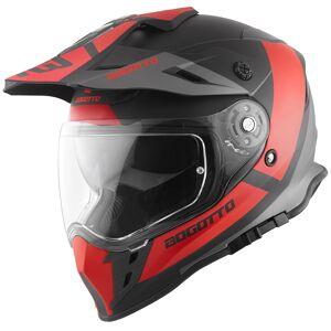 Bogotto V331 Pro Tour Enduro Helmet Red S