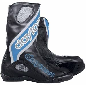 Daytona Evo-Sports GORE-TEX Motorcycle Boots Black Blue 43