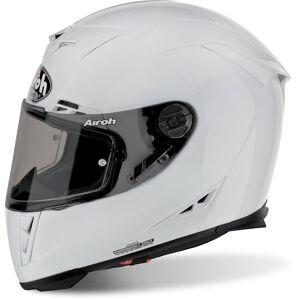 Airoh GP 500 White Helmet  - Size: Extra Large