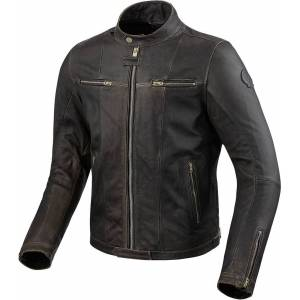 Revit Roswell Leather Jacket  - Size: 56