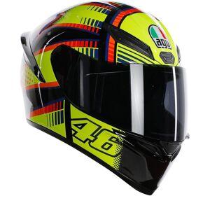AGV K-1 Rossi Soleluna 2015 Motorcycle Helmet  - Size: Extra Small