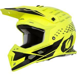 Oneal 5Series Trace Motocross Helmet  - Size: Medium