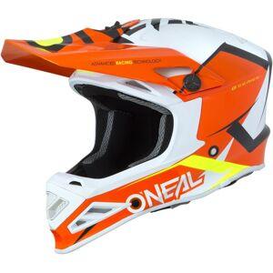 Oneal 8Series Blizzard Motocross Helmet  - Size: Large