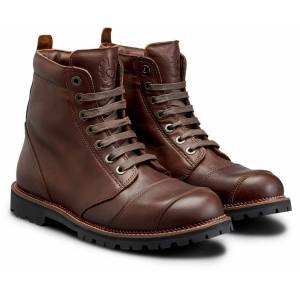 Belstaff Resolve Motorcycle Boots  - Size: 40