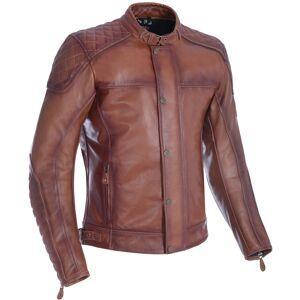 Oxford Hampton Motorcycle Leather Jacket  - Size: 2X-Large