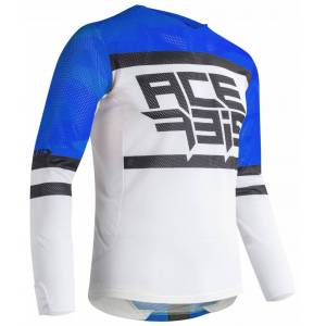 Acerbis Helios Motocross Jersey  - Size: Small