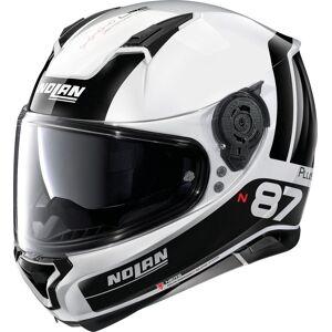 Nolan N87 Plus Distinctive N-Com Helmet  - Size: Extra Small