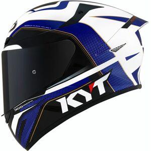 KYT TT Course Grand Prix Helmet  - Size: 2X-Large