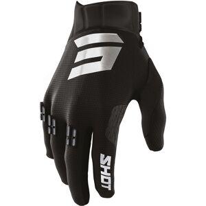 Shot Aerolite Airflow Motocross Gloves  - Size: Large