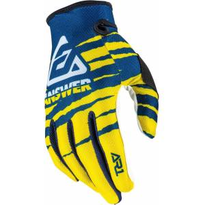 Answer Racing Answer AR1 Pro Glow Motocross Gloves  - Size: 2X-Large