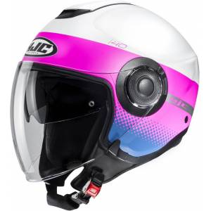 HJC i40 Unova Jet Helmet  - Size: Medium