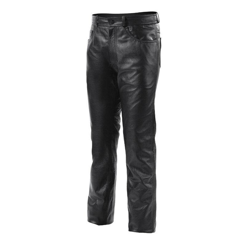 IXS Gaucho III Ladies Leather Pants Black 38