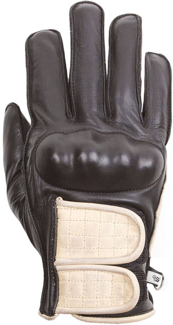 Helstons Moco Summer Motorcycle Gloves Black 3XL