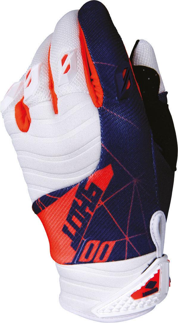 Shot Contact Infinite Gloves Blue Orange 4XL