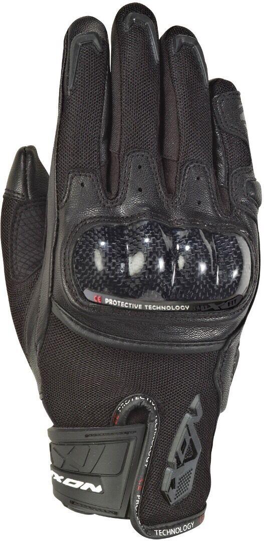 Ixon Rs Rise Air Women's Gloves Black XL
