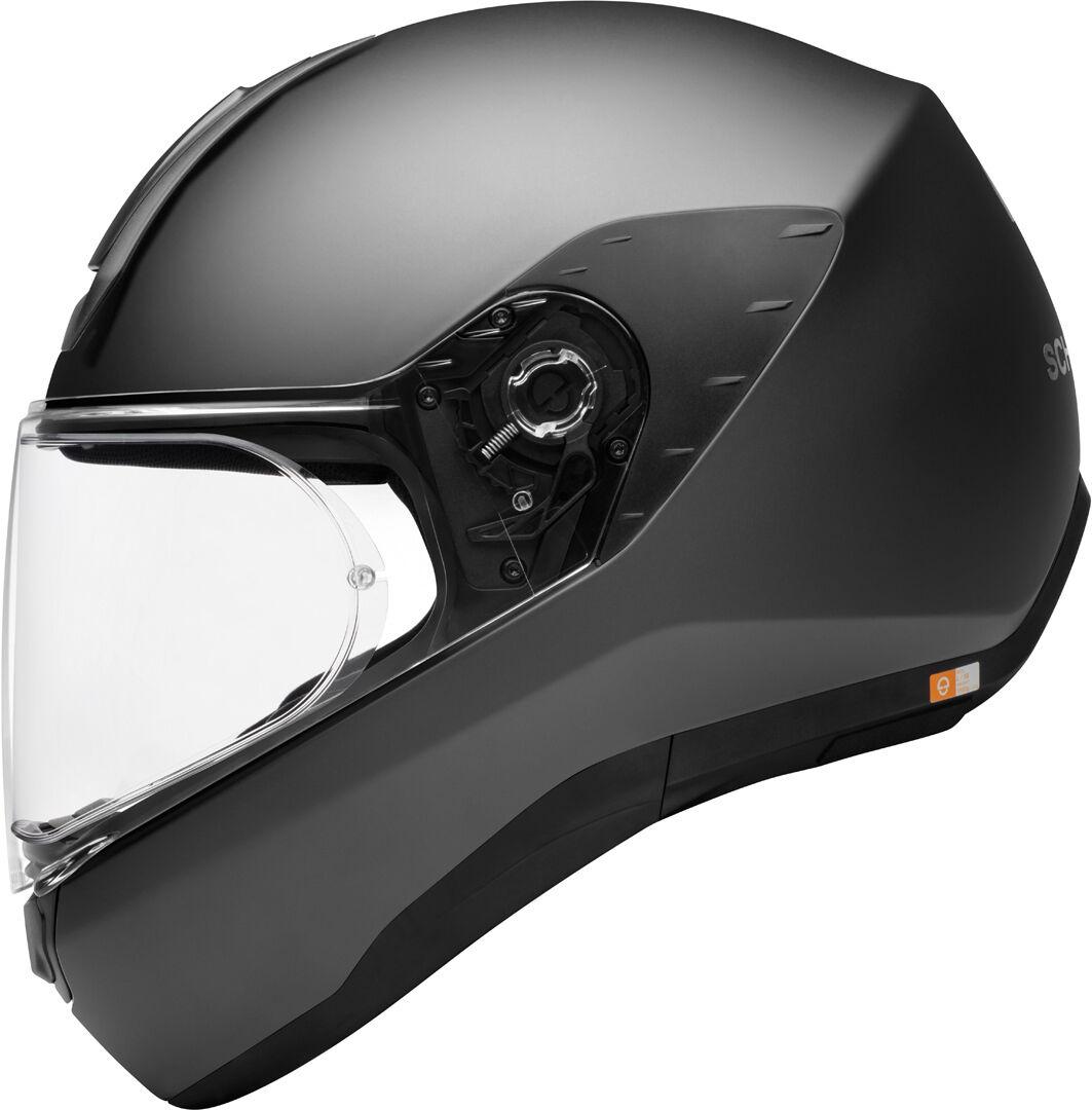 Schuberth R2 Basic Motorcycle Helmet Black Grey L