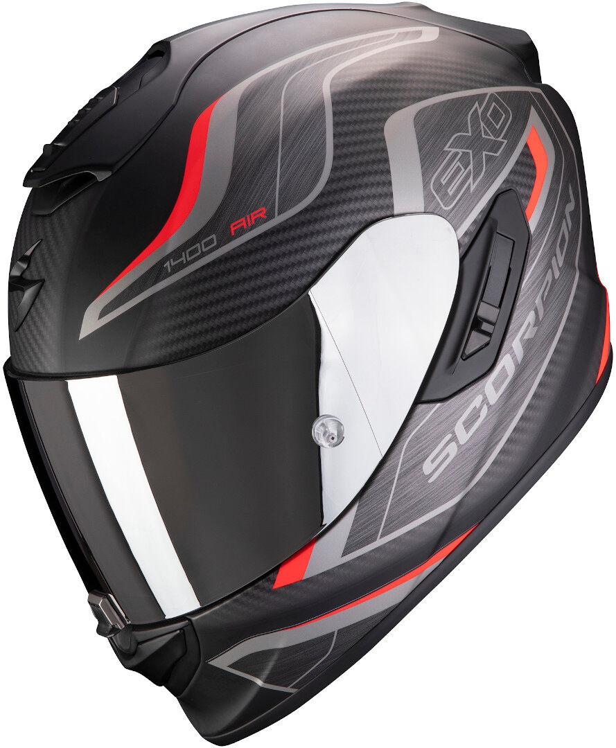 Scorpion EXO 1400 Air Attune Helmet Black Red XL