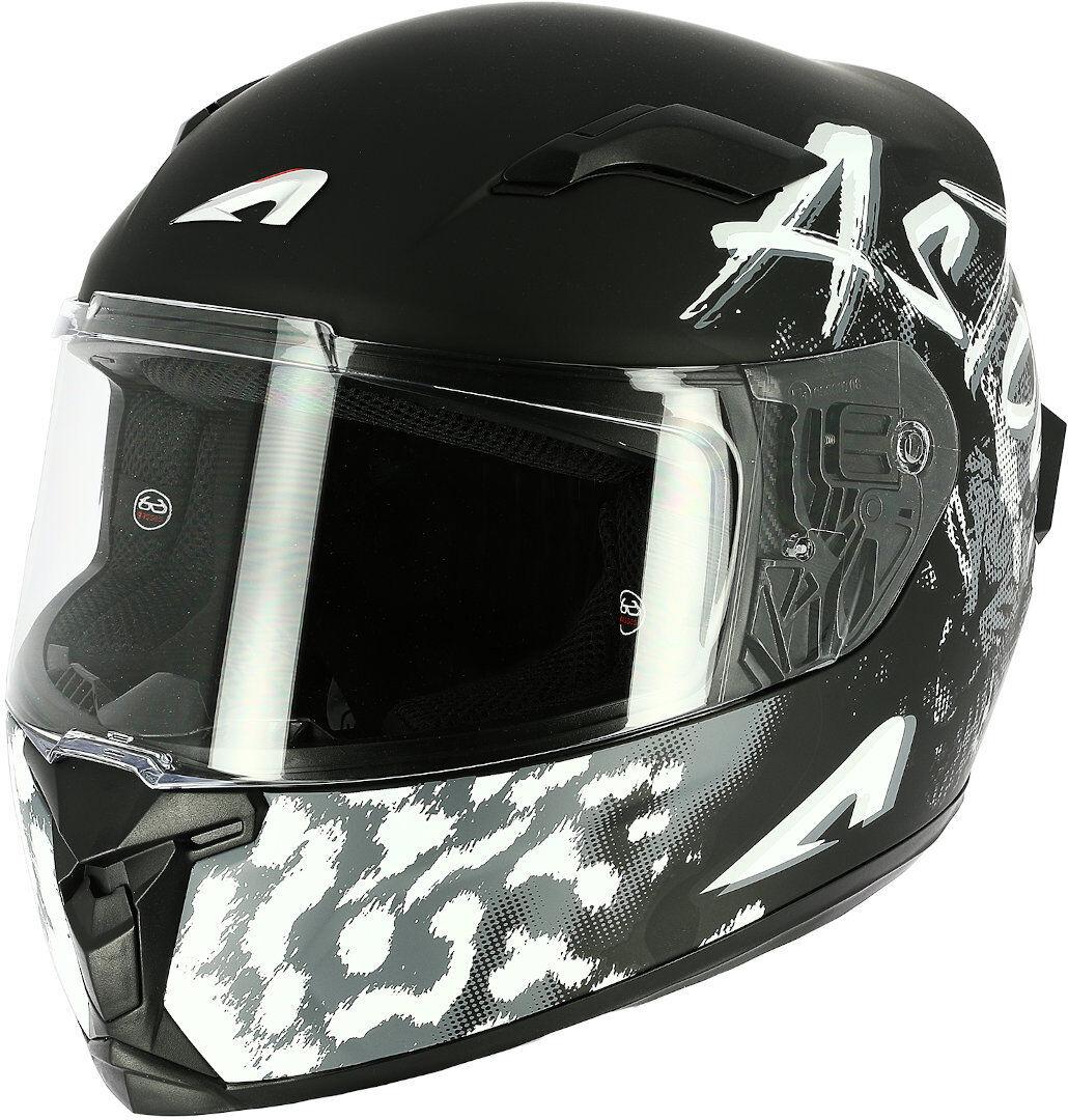 Astone GT3 Tiger Helmet Black XS