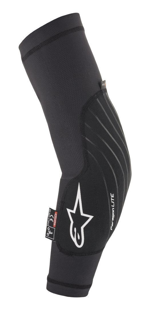 Alpinestars Paragon Lite Youth Elbow Protectors Black L XL