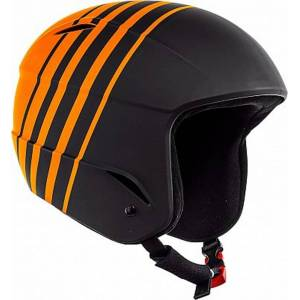 Dainese D-Race Kids Ski Helmet Black Orange M L