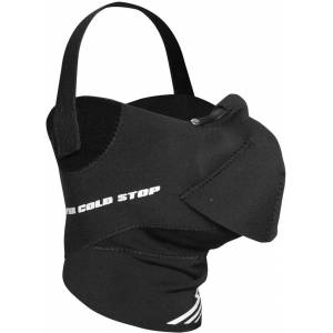 FXR Cold Stop Anti-Fog Face Mask Black One Size