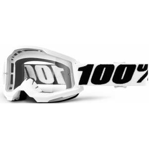 100% Strata II Everest Motocross Goggles  - Size: One Size