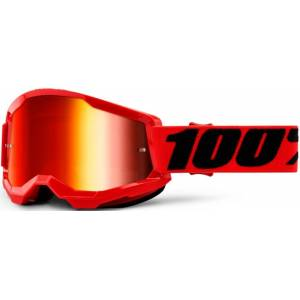 100% Strata II Extra Motocross Goggles  - Size: One Size