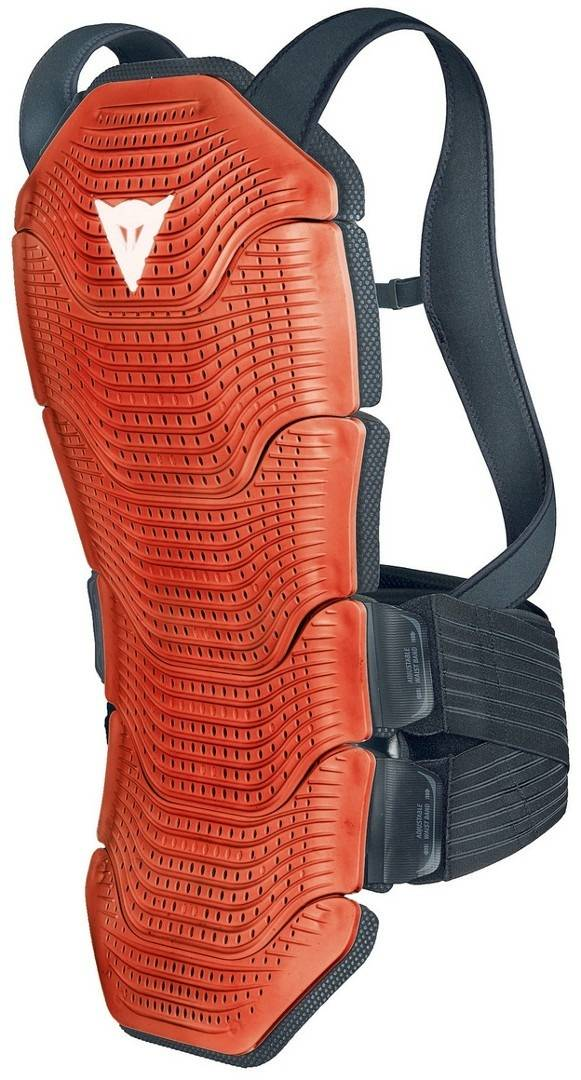 Dainese Manis Winter Back Protector Red M