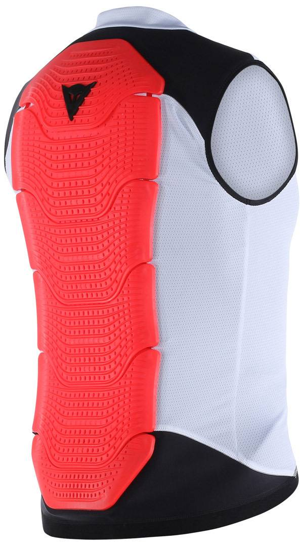 Dainese Gilet Manis 13 2016 White Red M