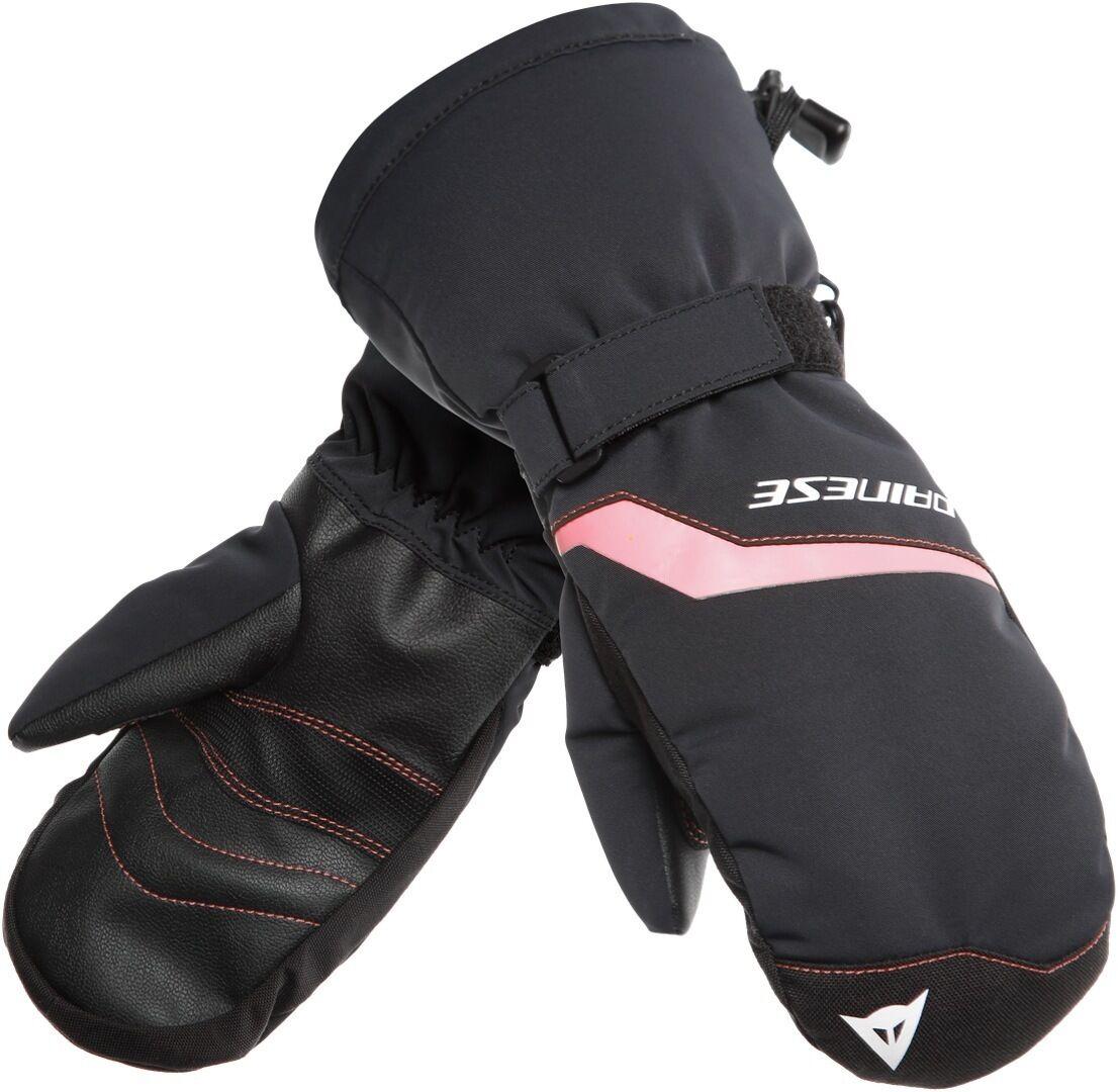 Dainese Scarabeo Kids Ski Gloves Black Pink M