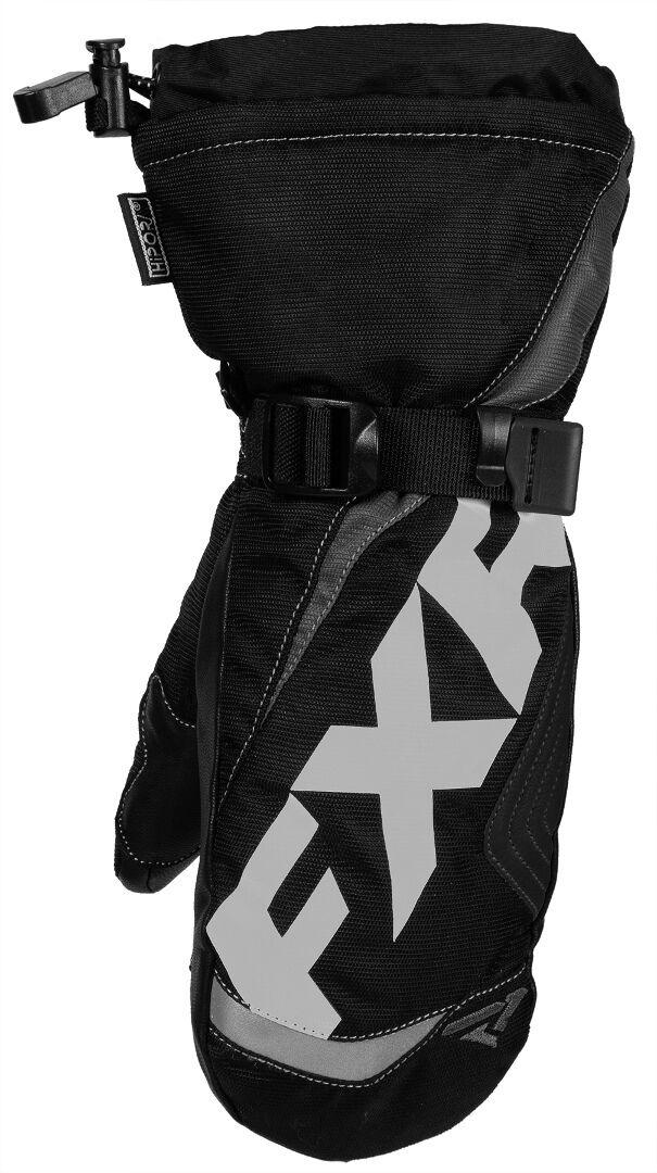 FXR Helix Race Mitt Kids Winter Gloves Black L