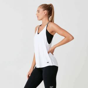 Myprotein MP Women's Essentials Training Escape Vest - White - L