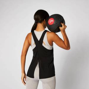 Myprotein MP Women's Dry-Tech Vest - Black - L