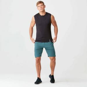 Myprotein MP Men's Luxe Classic Sleeveless T-Shirt - Black - XL