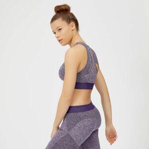 Myprotein MP Women's Inspire Seamless Sports Bra - Purple - S - Soft Purple