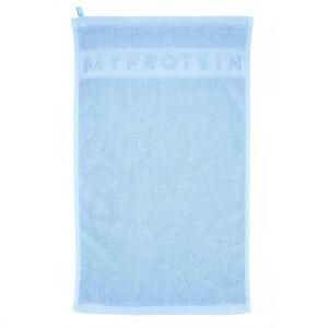 Myprotein MP Hand Towel - Soft Blue