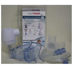 Corman spa Medipresteril Kit Nebul.Adapta