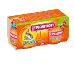 Plasmon (heinz italia spa) Omo Pl.Orata 2x80g