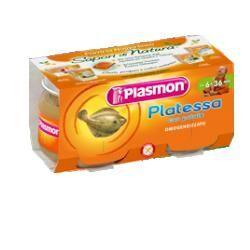 Plasmon (heinz italia spa) Plasmon Omog Platessa 2x80g