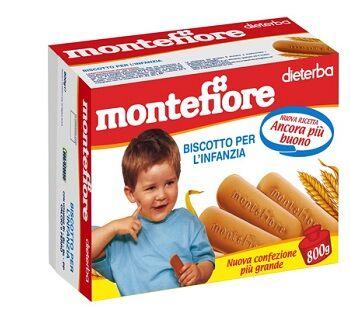 Dieterba (heinz italia spa) Montefiore Biscotti 800g