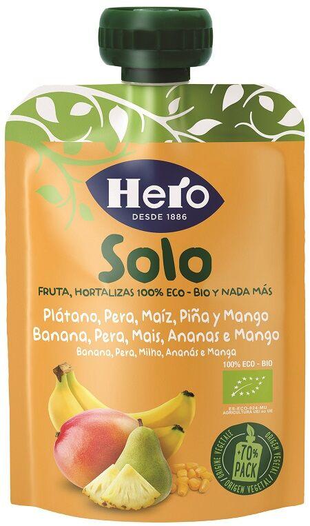 Fater spa Hero B Pouch Ban/pera/mais100g