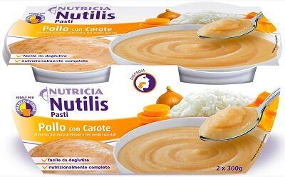 danone nutricia spa soc.ben. nutilis pasti pollo/car.2x300g