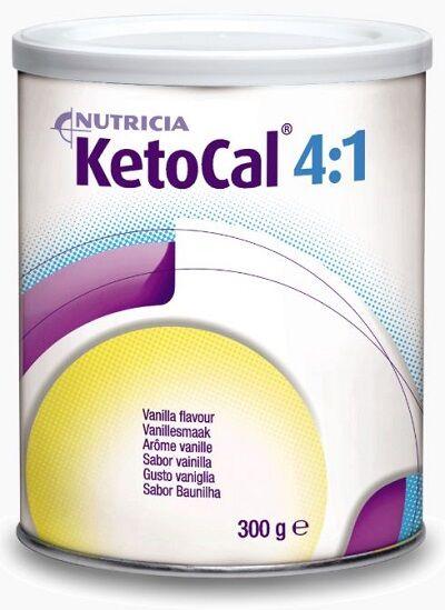danone nutricia ketocal 4:1 vaniglia 300g