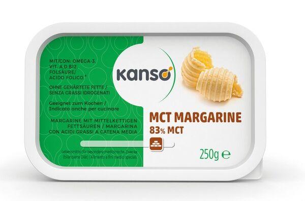 dr.schar spa kanso margarine mct 83% 250g